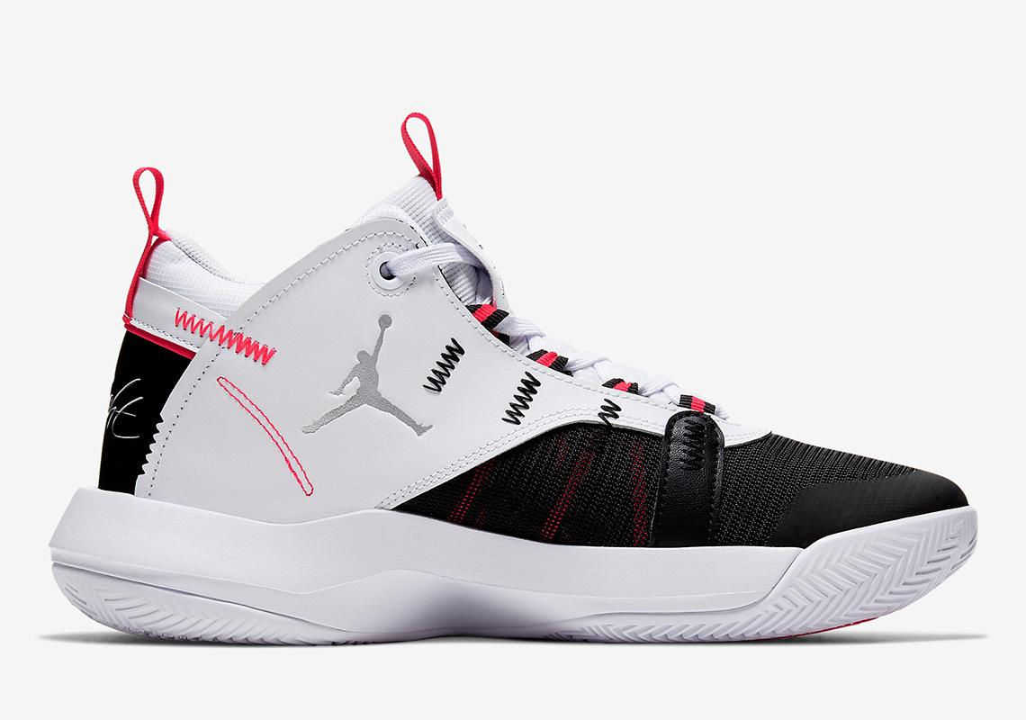 Jordan Jumpman 2020 PF Bulls BQ3448-100