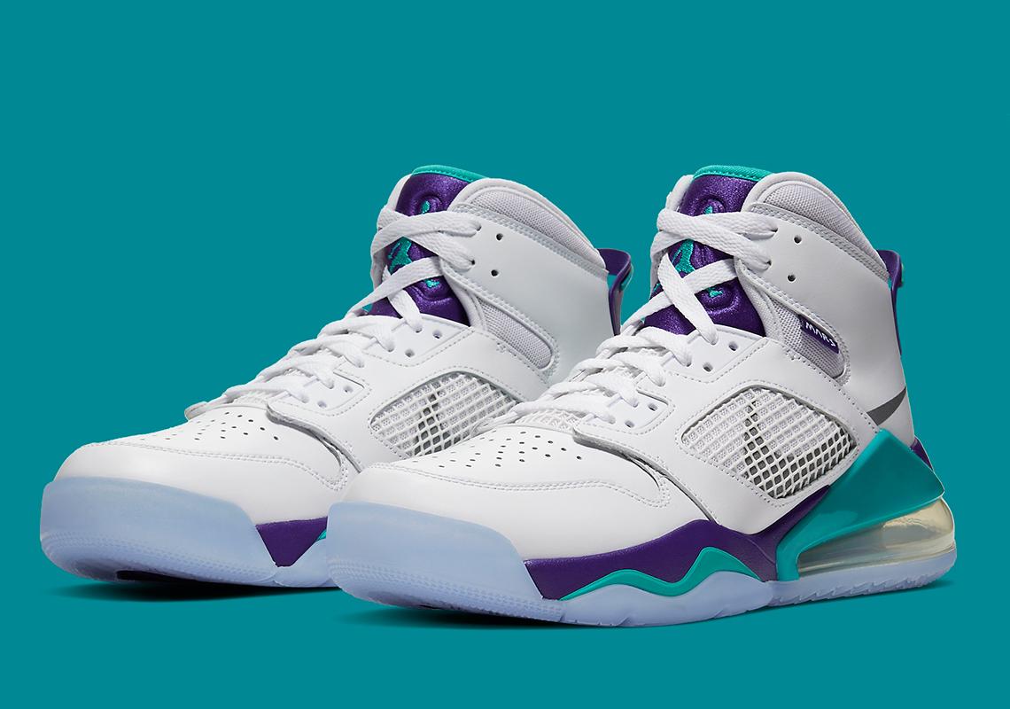 low priced a145c bf1a5 Jordan Mars 270 Grape CD7070-135 Release Info | SneakerNews.com