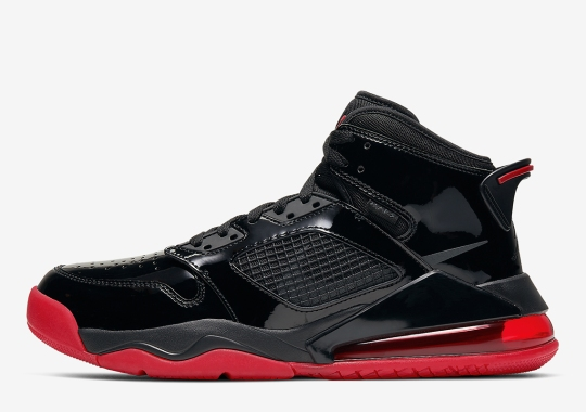 Jordan Brand Adds Patent Leather To The Mars 270