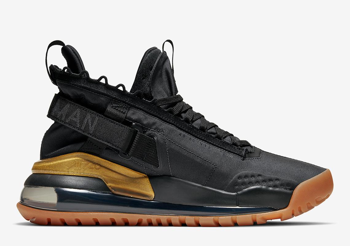 Jordan Proto Max Black Gold - Release Info   SneakerNews.om