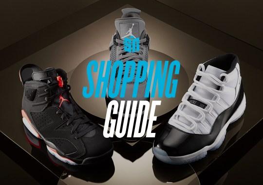 The Definitive AIR JORDAN ESSENTIALS Shopping Guide