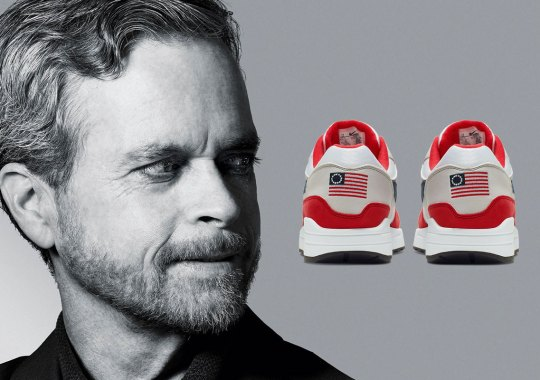 Here's What Nike CEO Mark Parker Has To Say About The Betsy Ross Air Max 1