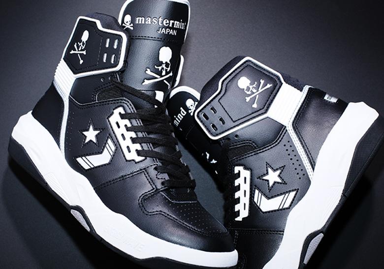 MASTERMIND Japan Converse ERX 400 EW HI Release Date | SneakerNews.com