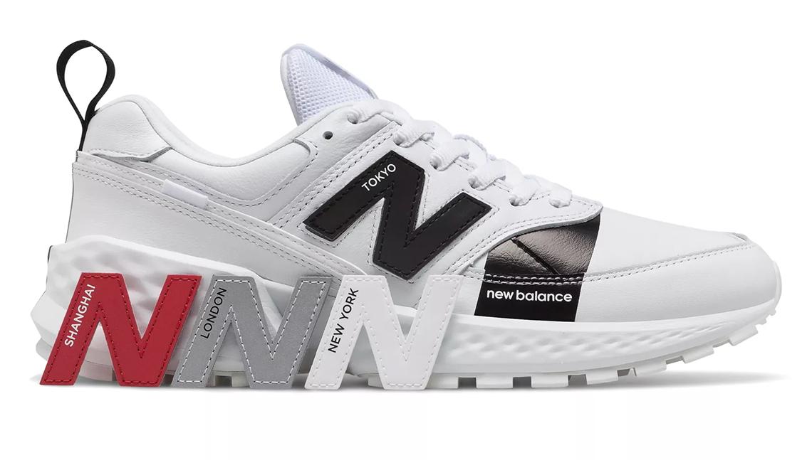New Balance 574 Sport Flight Path Release Info | SneakerNews.com