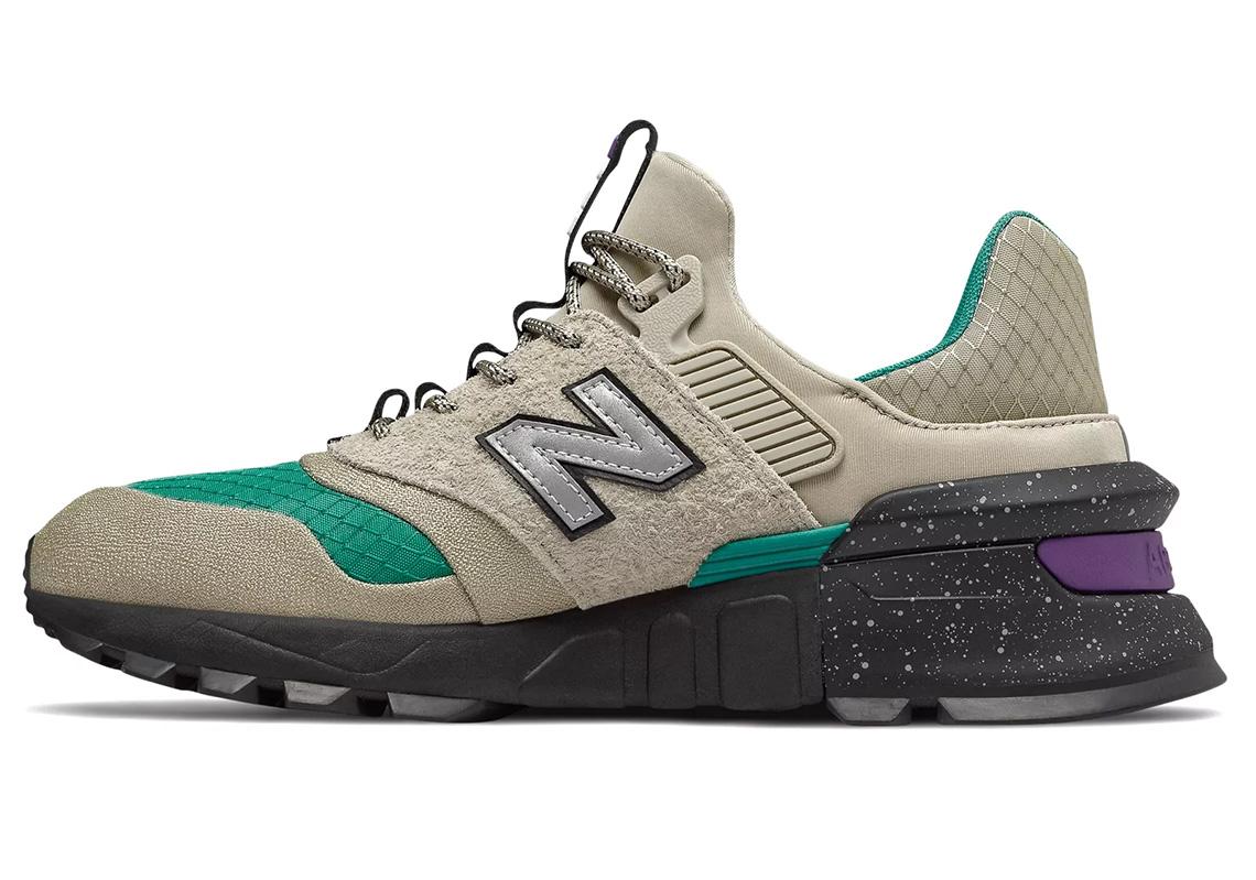 sports shoes 9b9c2 4000c New Balance 997S Cordura Rock Grey Release Info ...