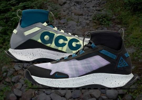 Nike ACG Introduces The Terra Zaherra For FW19