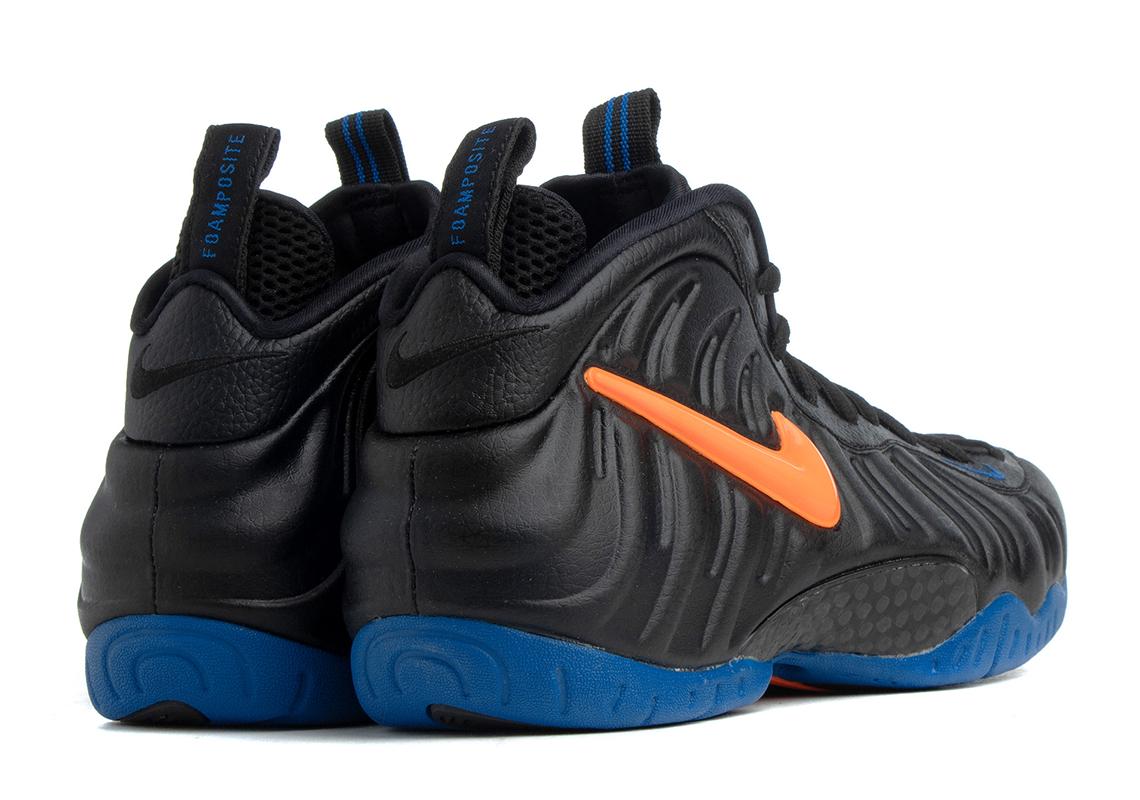 Nike Air Foamposite Pro Knicks 624041