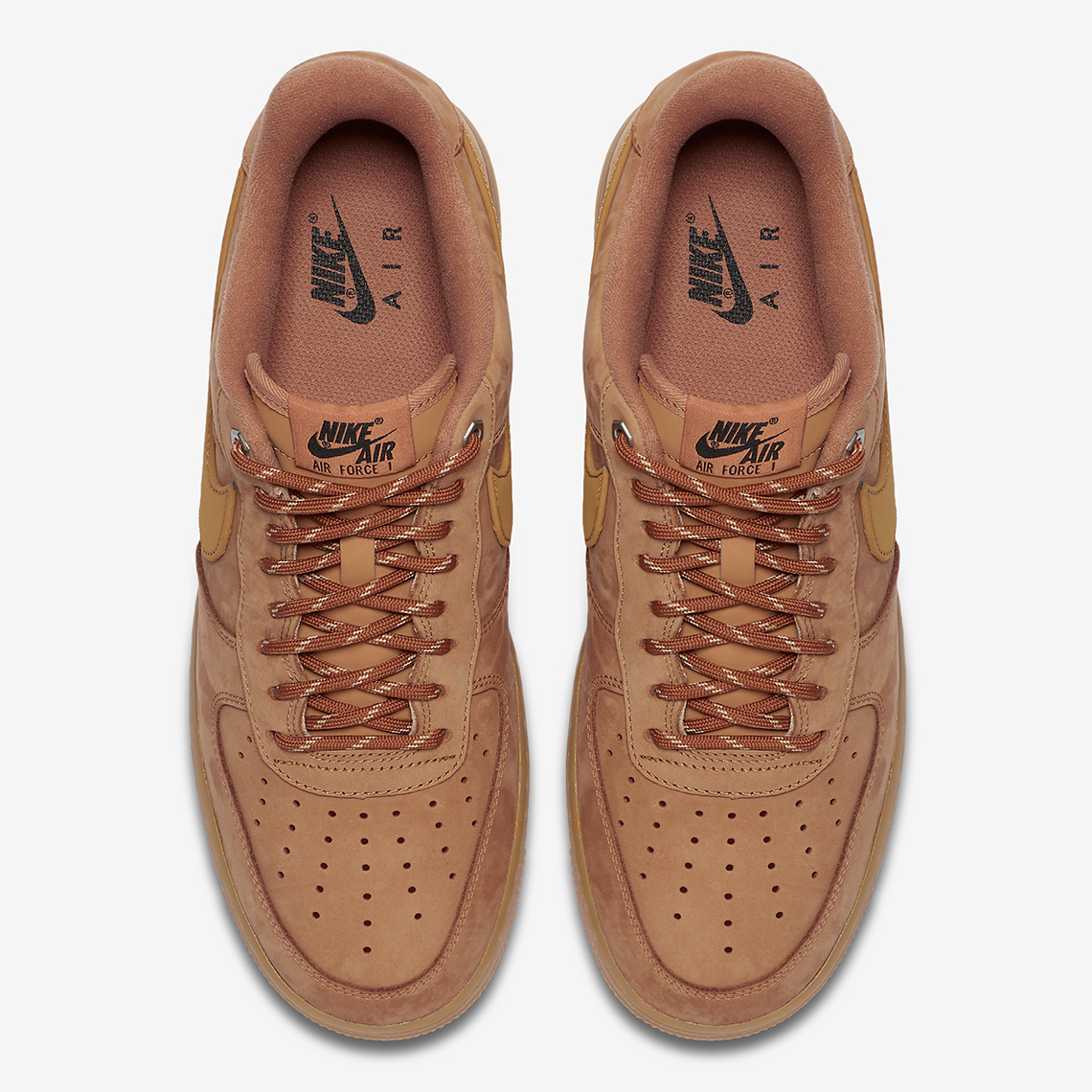 air force 1 homme wheat