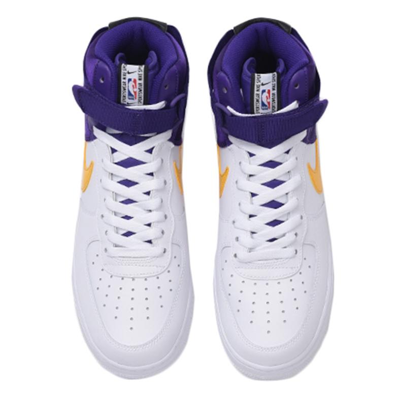 2019 NBA x Nike Air Force 1 High