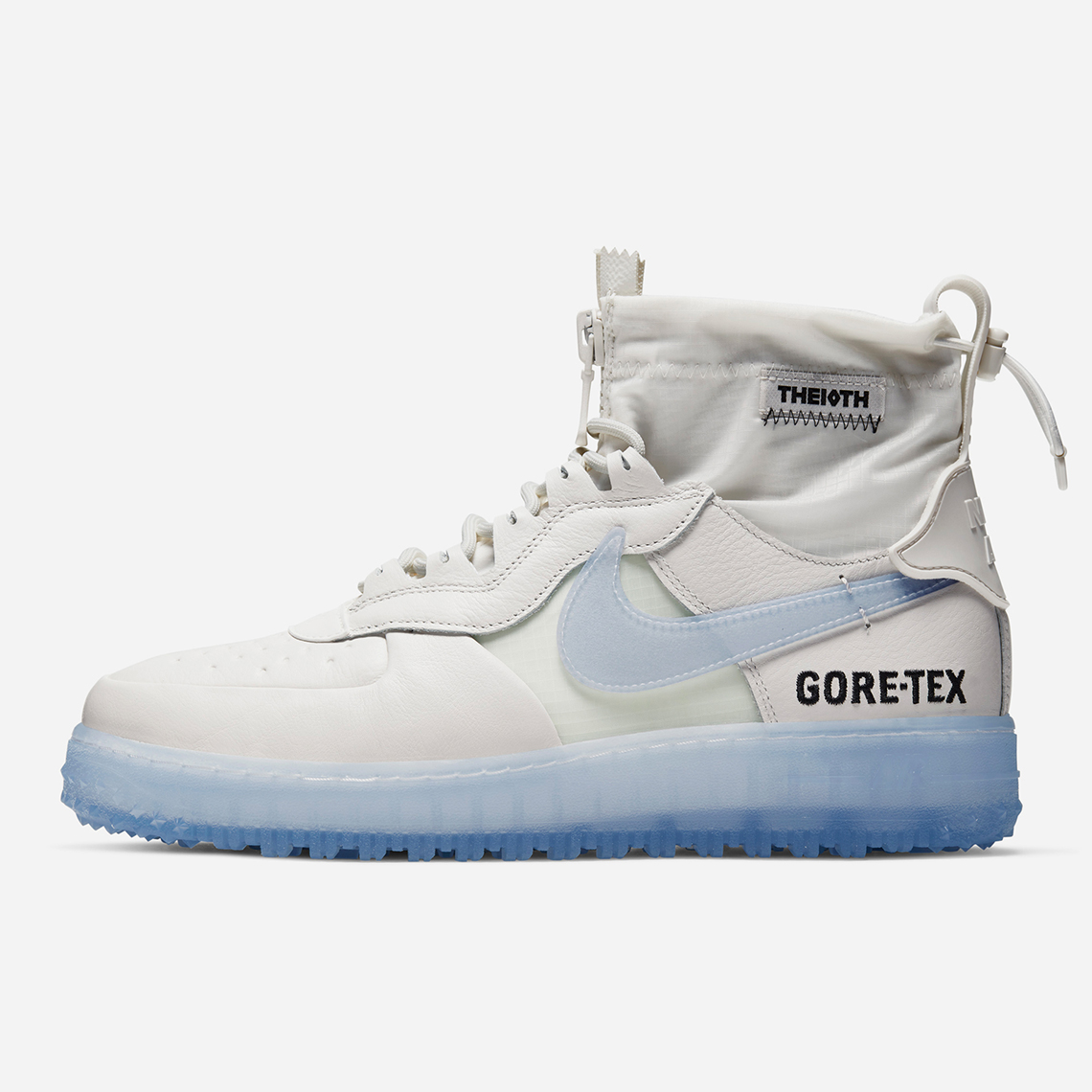 "Nike Air Force 1 High ""Baby Blue"" KicksNike air Force Kicks Nike air force"