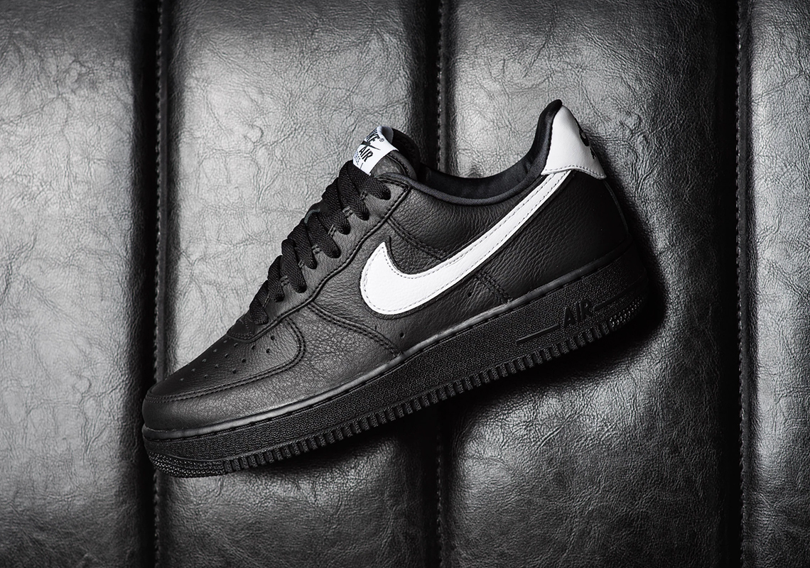 Nike Air Force 1 Black White CQ0492 001 |