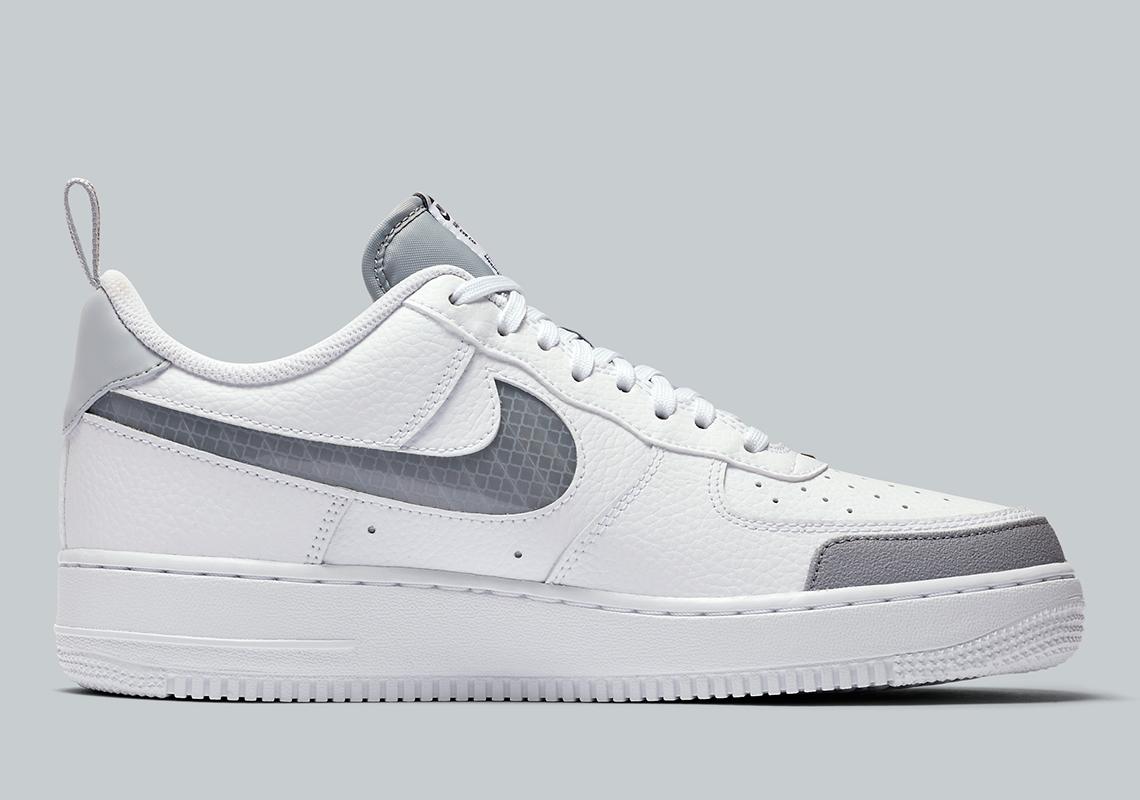 Nike Air Force 1 Low BQ4421-001 BQ4421-002 BQ4421-100 Release Info ...