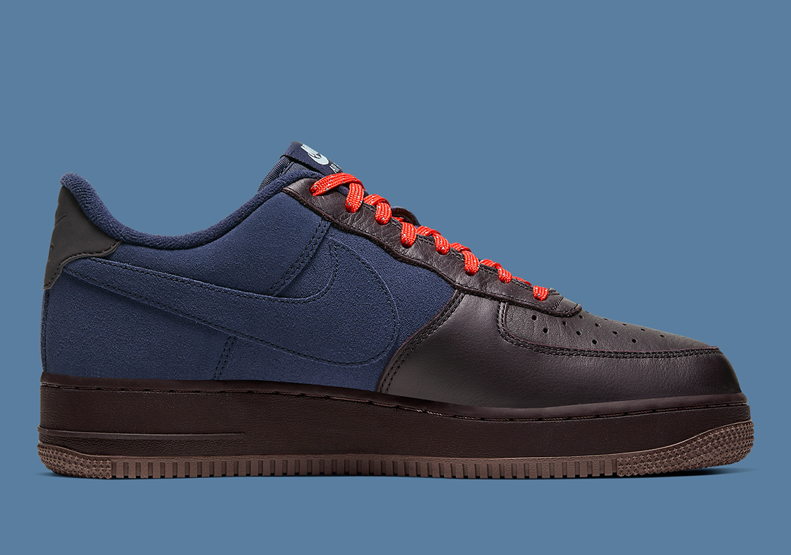Nike Air Force 1 Low Burgundy Ash Cq6367 600 Release Info Sneakernews Com