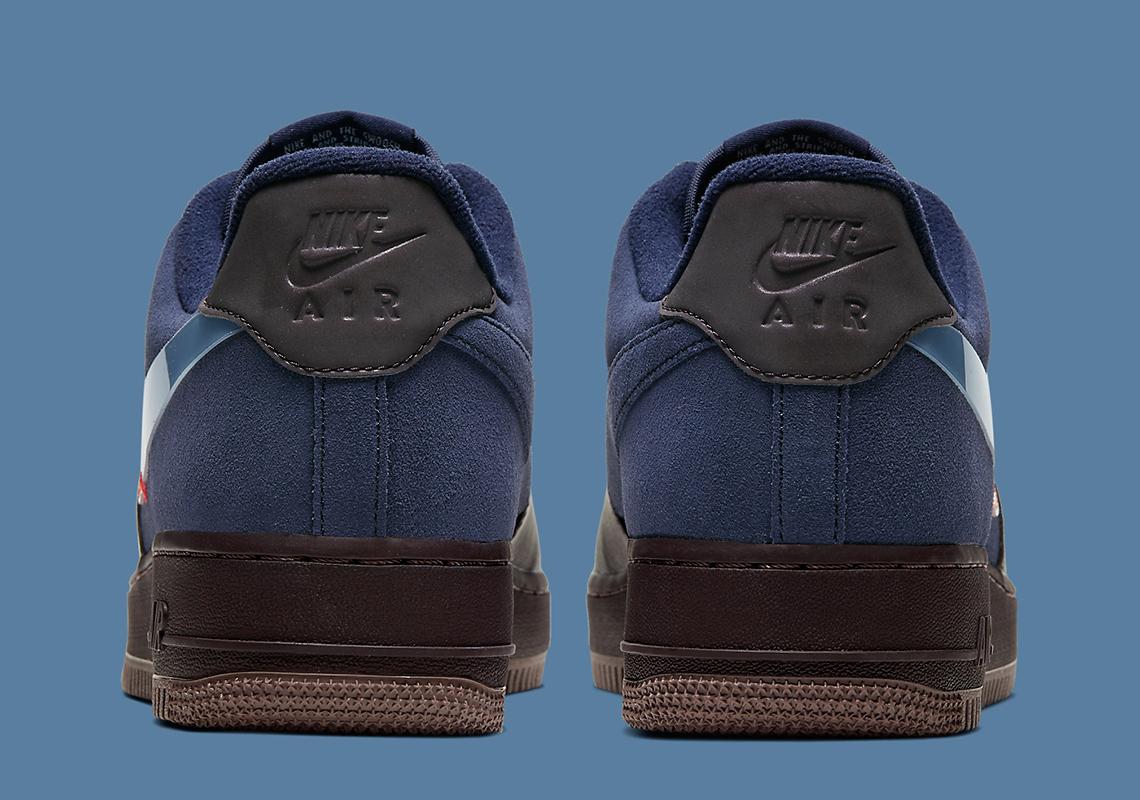 Nike Air Force 1 Low Burgundy Ash Celestine Blue CQ6367 600
