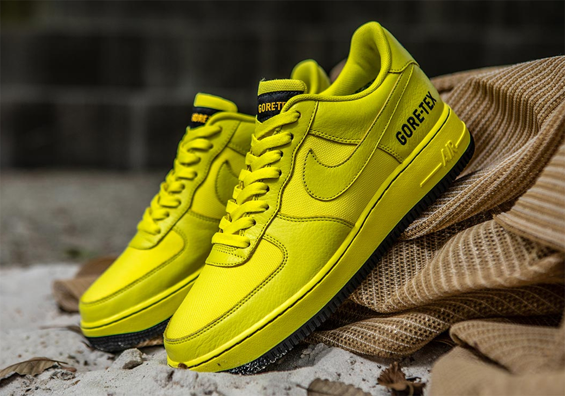 Nike Air Force 1 Low Gore Tex Release Date |