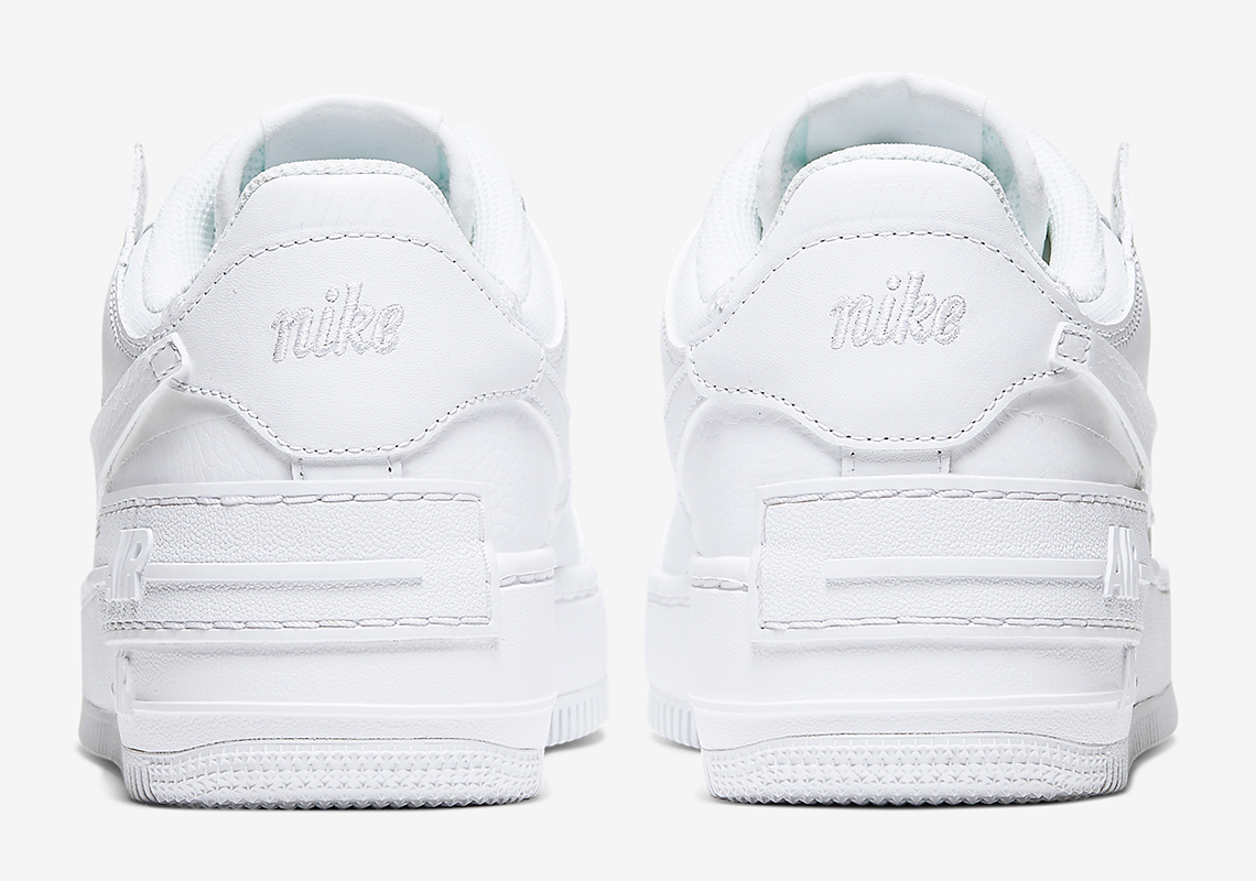Nike Air Force 1 Low Shadow White CI0919 100 Release Date