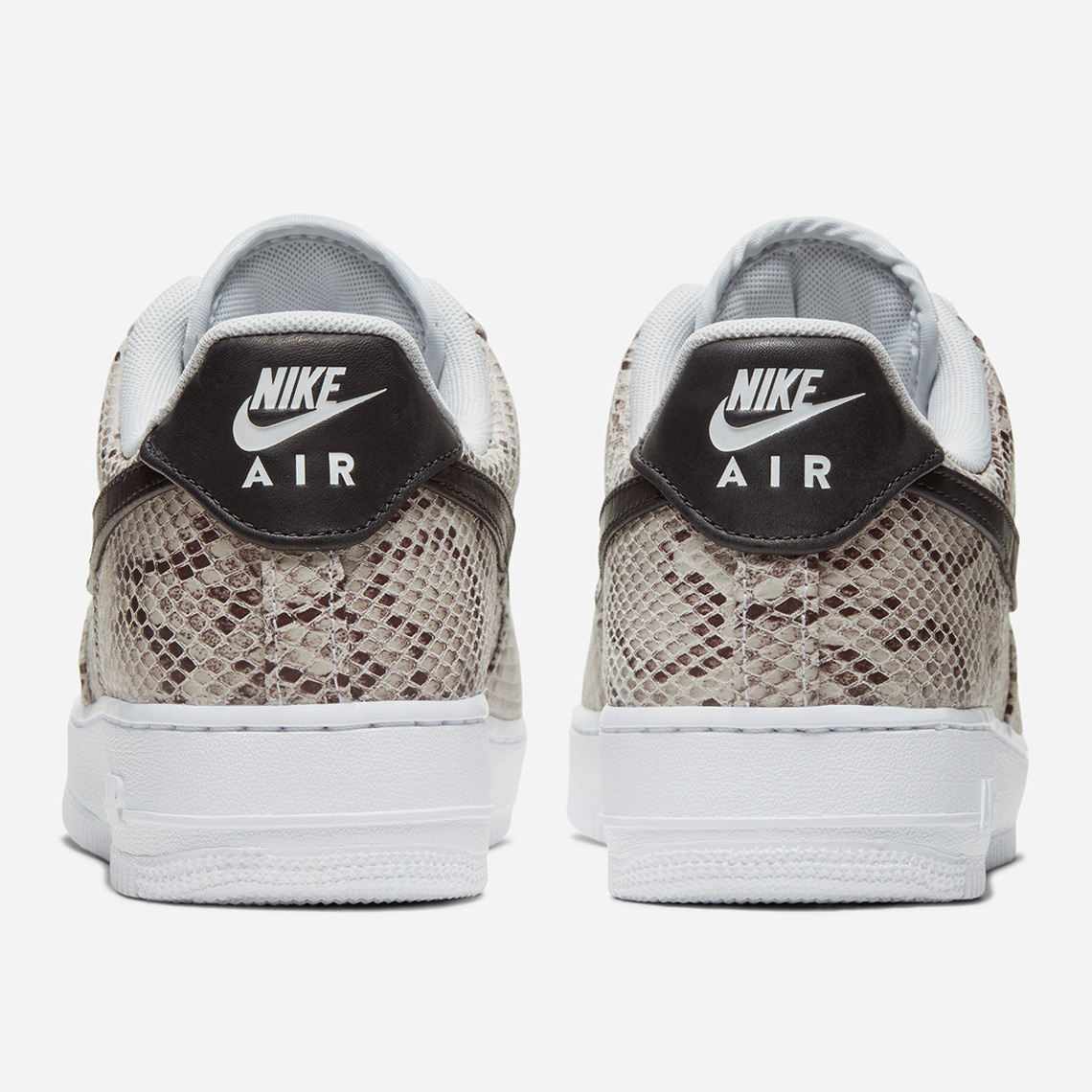 Nike Air Force 1 Low Snakeskin Holiday 2019 | SneakerNews.com