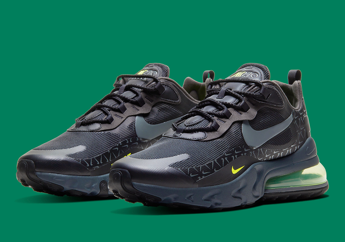 Nike Air Max 270 React CT2538 001 Release Info |