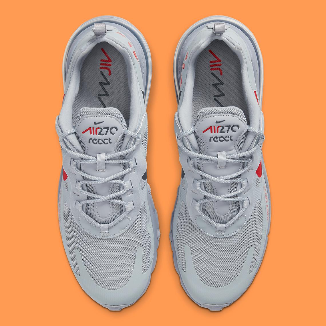"The Nike Air Max 270 React Channels The ""Jetstream"" Mowabb"