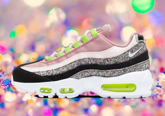 A Glittery Nike Air Max 95 For Women Is Coming Soon