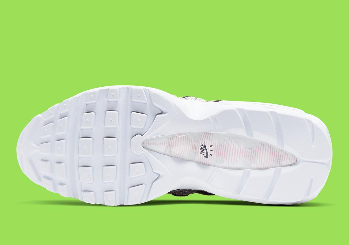 Nike Air Max 95 Wmns Glitter 918413 006 Release Info