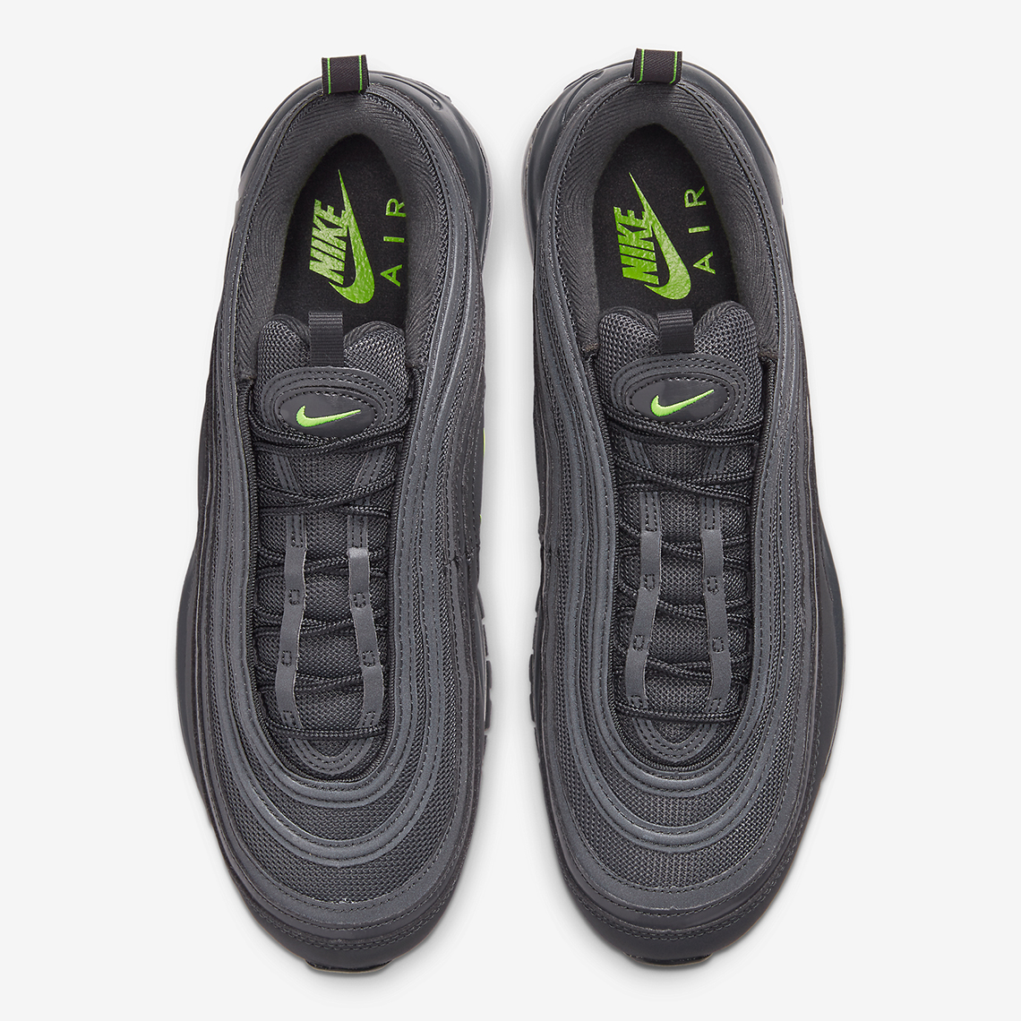 Nike Air Max 97 Black Red Fashion Trainers Sale UK in 2019