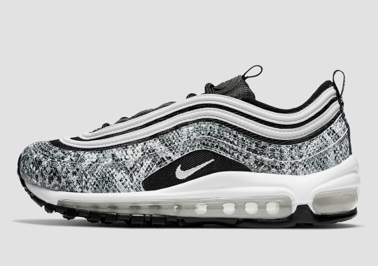 "A Nike Air Max 97 ""Cocoa Snake"" Is Dropping Soon"