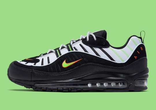 "The Nike Air Max 98 ""Highlighter"" Is Available Now"