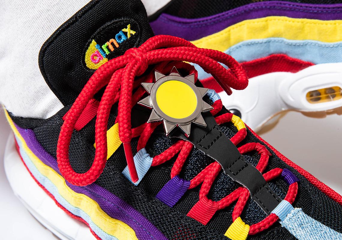 Nike Air Max 95 SP Multicolor CK5669 400 Release Info