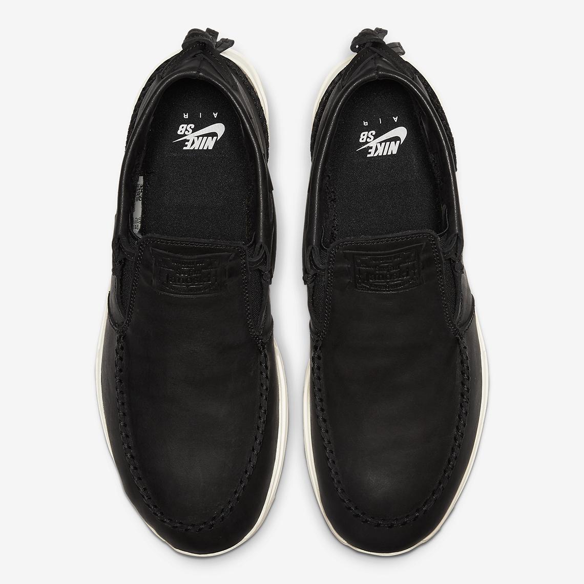 Nike SB Air Max Stefan Janoski 2 Moc (Black)