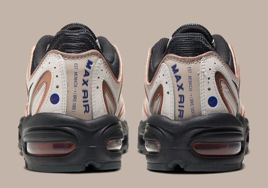 This Nike Air Max Tailwind IV Features Roman Numerals Of The Shoe's Origin Year