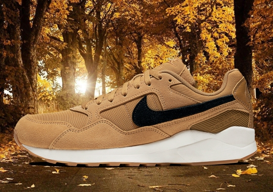 "Seasonal ""Wheat"" Arrives On The Nike Air Pegasus 92"