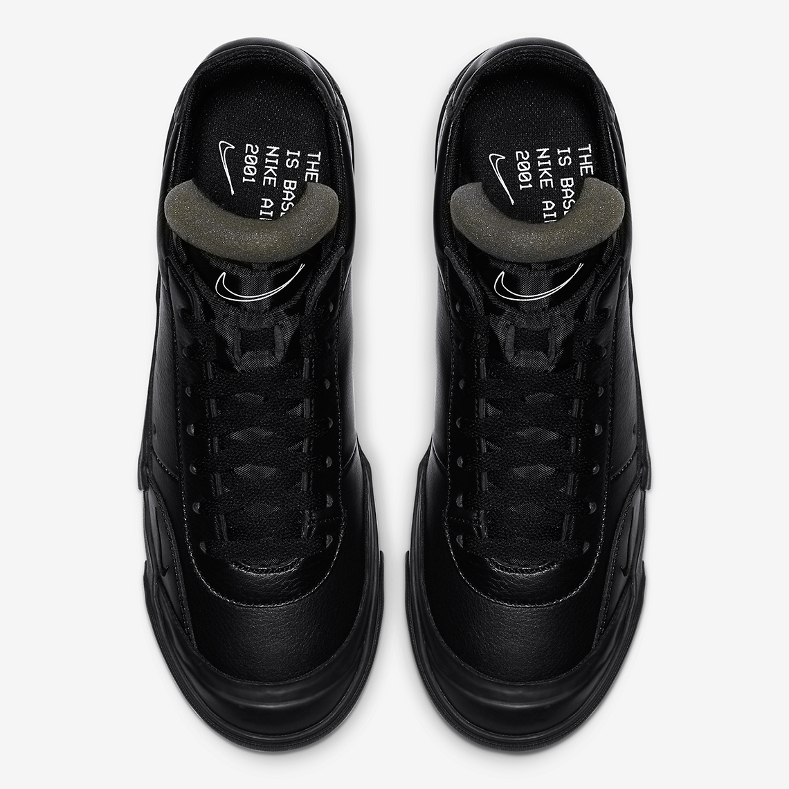 Qualité supérieure 8b6fe 5aafc Nike Drop Type LX Triple Black CN6916-001   SneakerNews.com