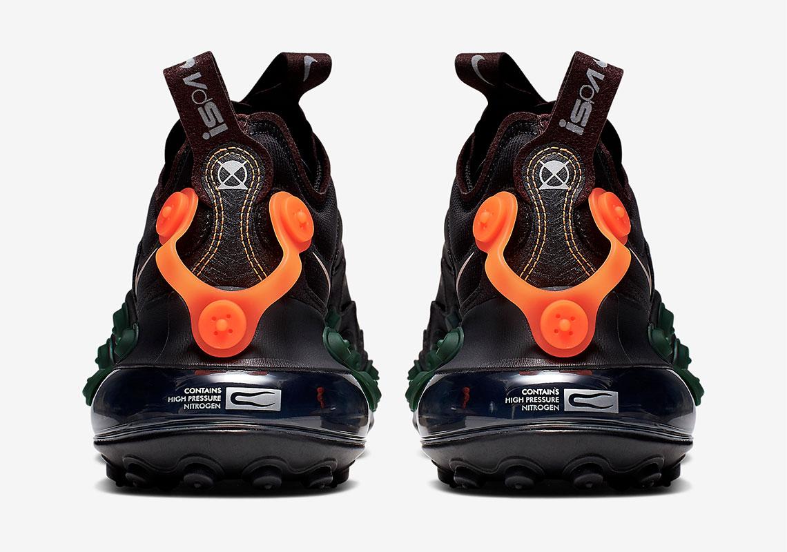 Nike Air Max 720 ISPA Black   CD2182 001
