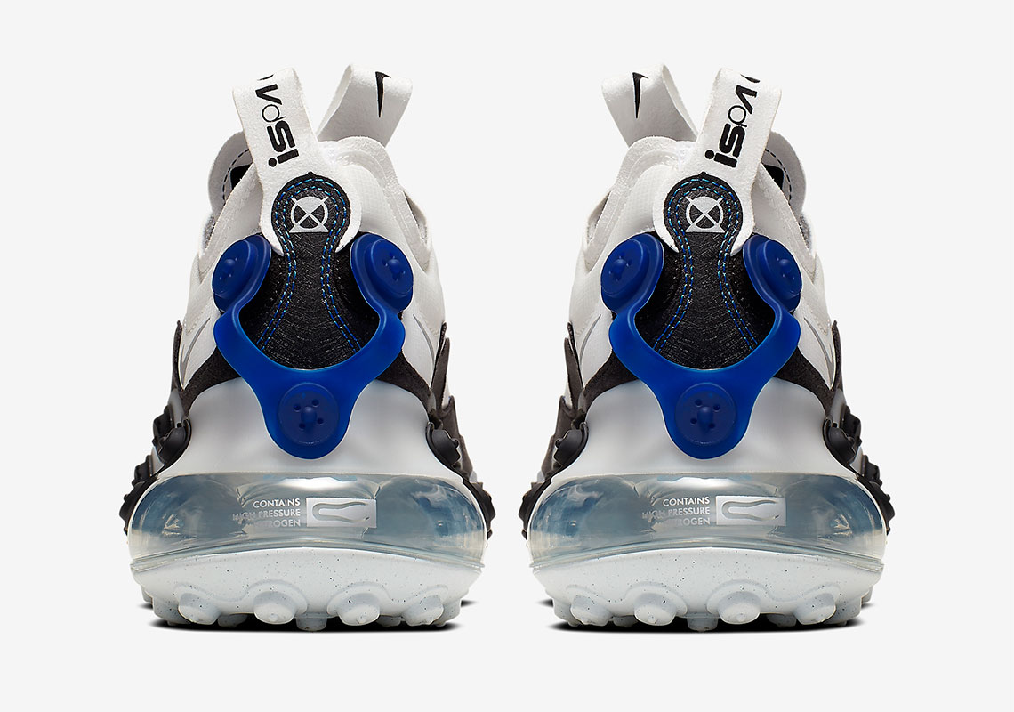 Nike Air Max 720 ISPA White Black Where To Buy CD2182