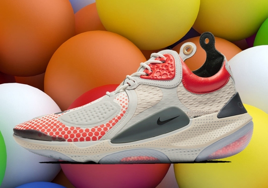 "The Nike Joyride CC3 Setter Is Available Now In ""Team Orange"""