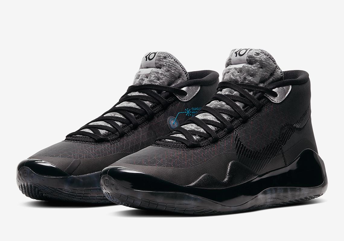 Nike KD 12 Black Cool Grey AR4230-003