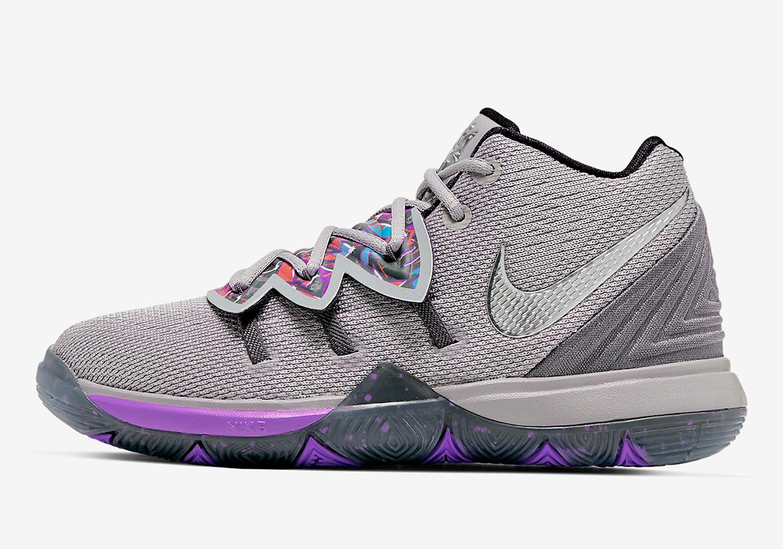 Nike Kyrie 5 Kids Graffiti AQ2458-001
