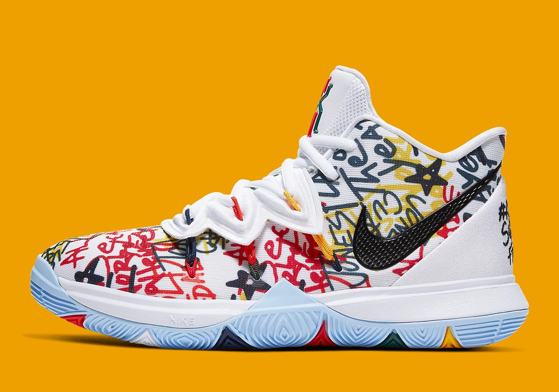 Nike Kyrie 5 Sue Bird Keep Sue Fresh