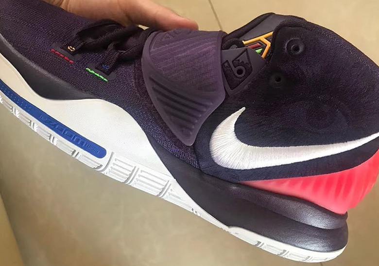 Nike Kyrie 6 Grand Purple Release Info