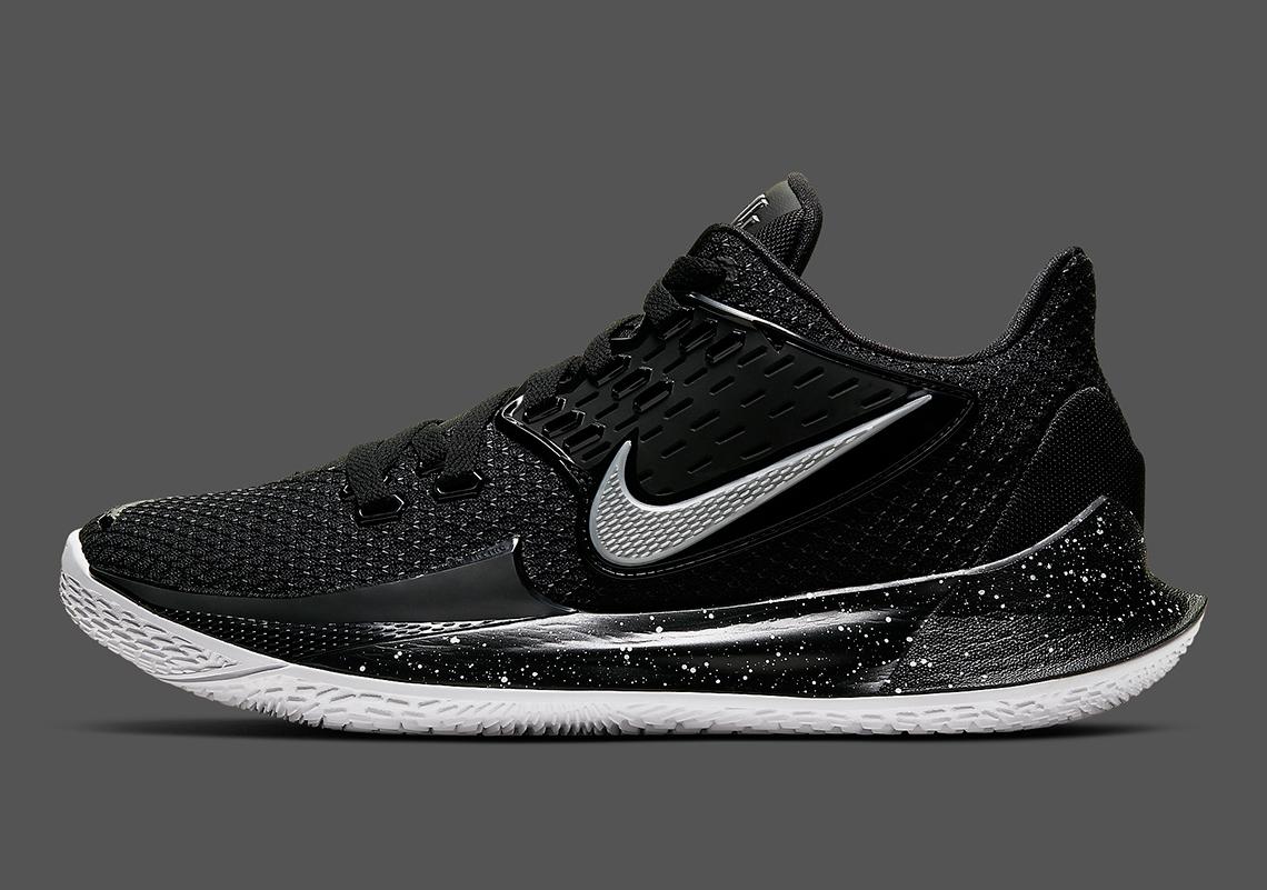 Nike Kyrie Low 2 Black Metallic Silver