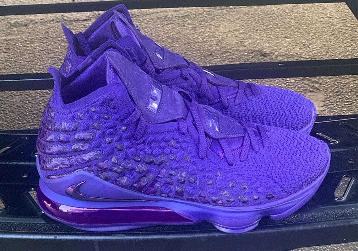 Nike LeBron 17 2K Purple | SneakerNews.com