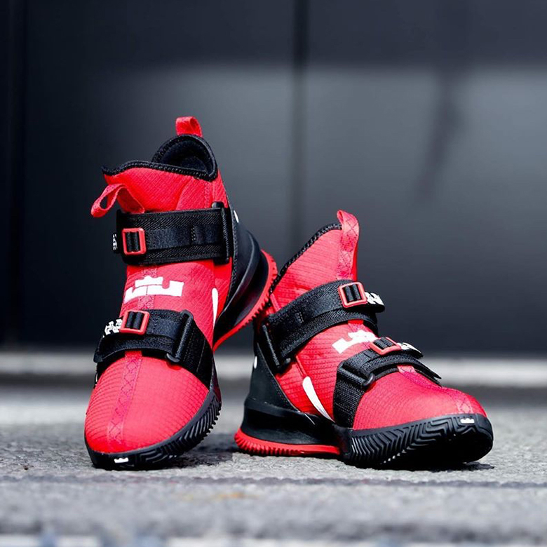 Nike LeBron Soldier 13 University Red