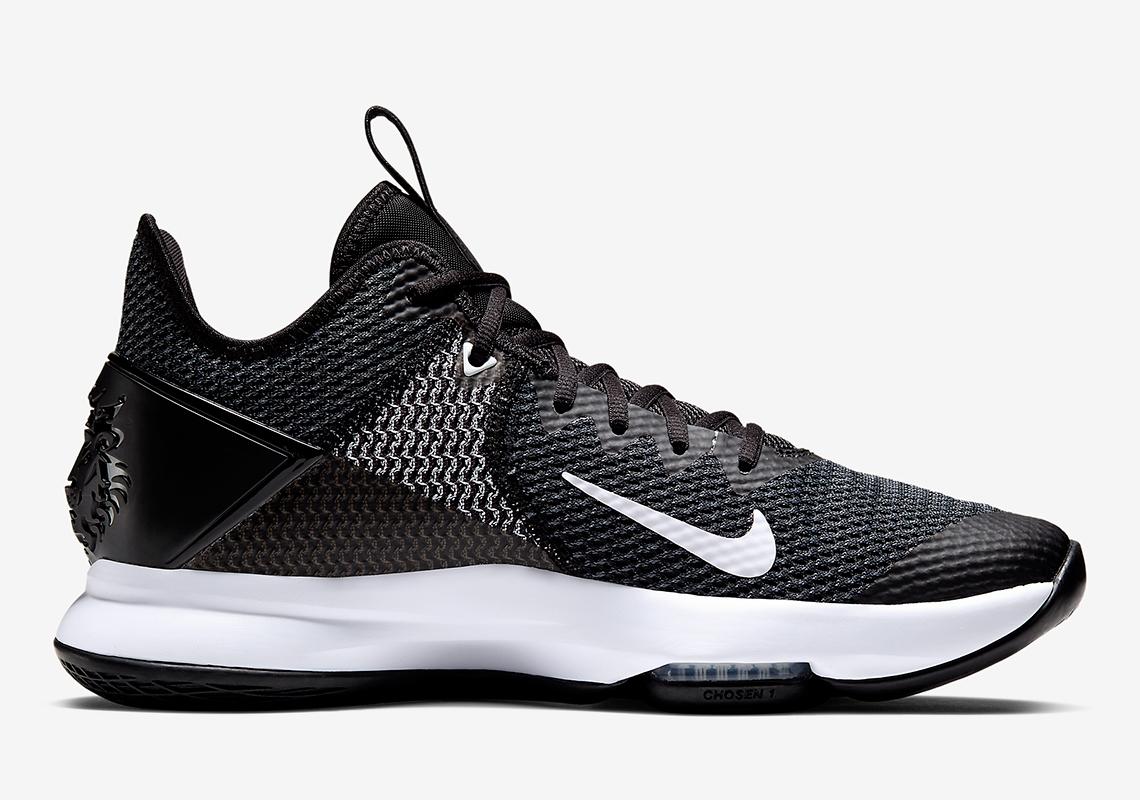 Nike LeBron Witness 4 BV7427-001 Store