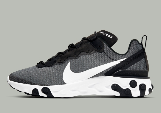 The Nike React Element 55 Takes It Back To One Of The Original 87s