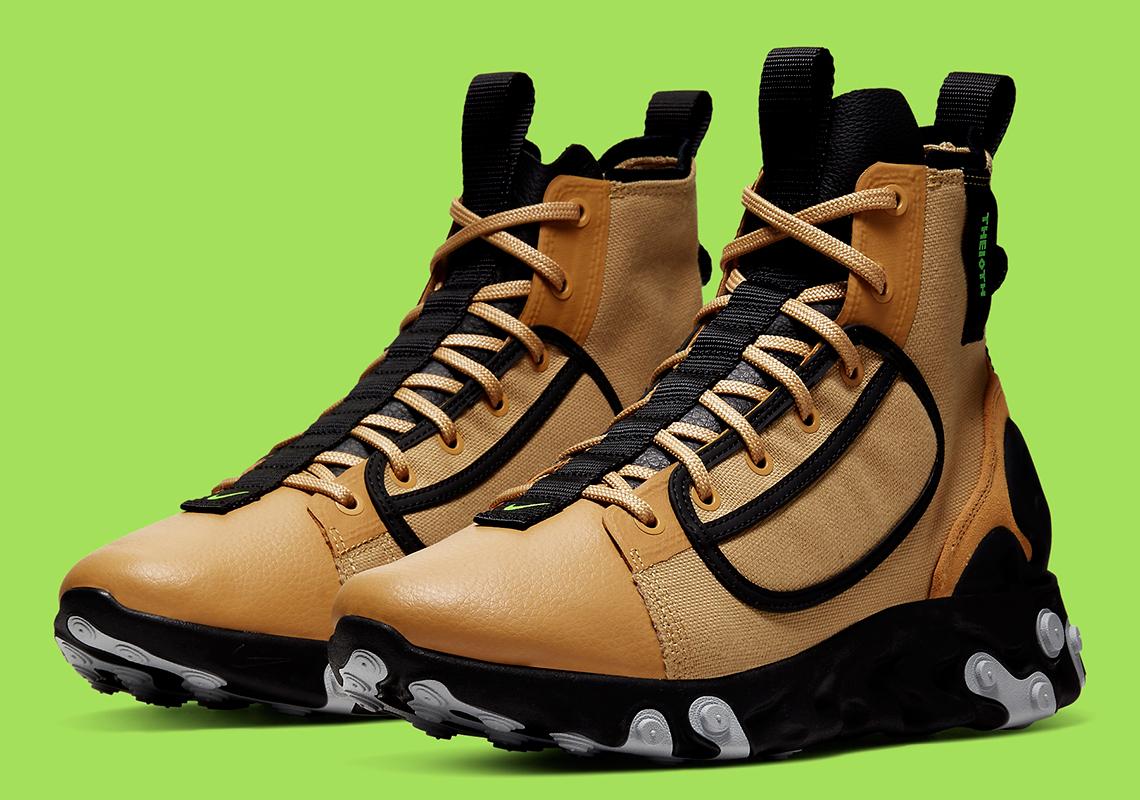 Nike React Ianga Club Gold AV5555-700 Release Info | SneakerNews.com