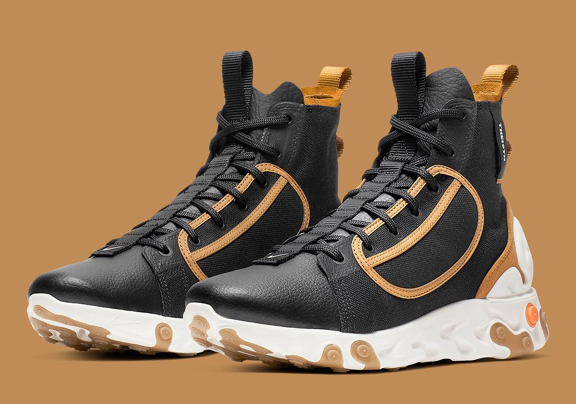 Nike React Ianga The 10th AV5555-001 Release Date | SneakerNews.com