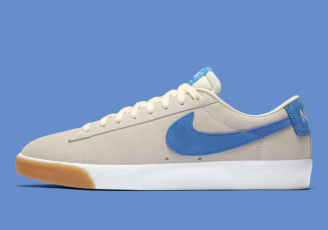 This New Nike SB Blazer Low GT Resembles 2007's Milkcrate Release