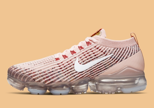 The Nike Vapormax Flyknit 3 Arrives In Sunset Tint