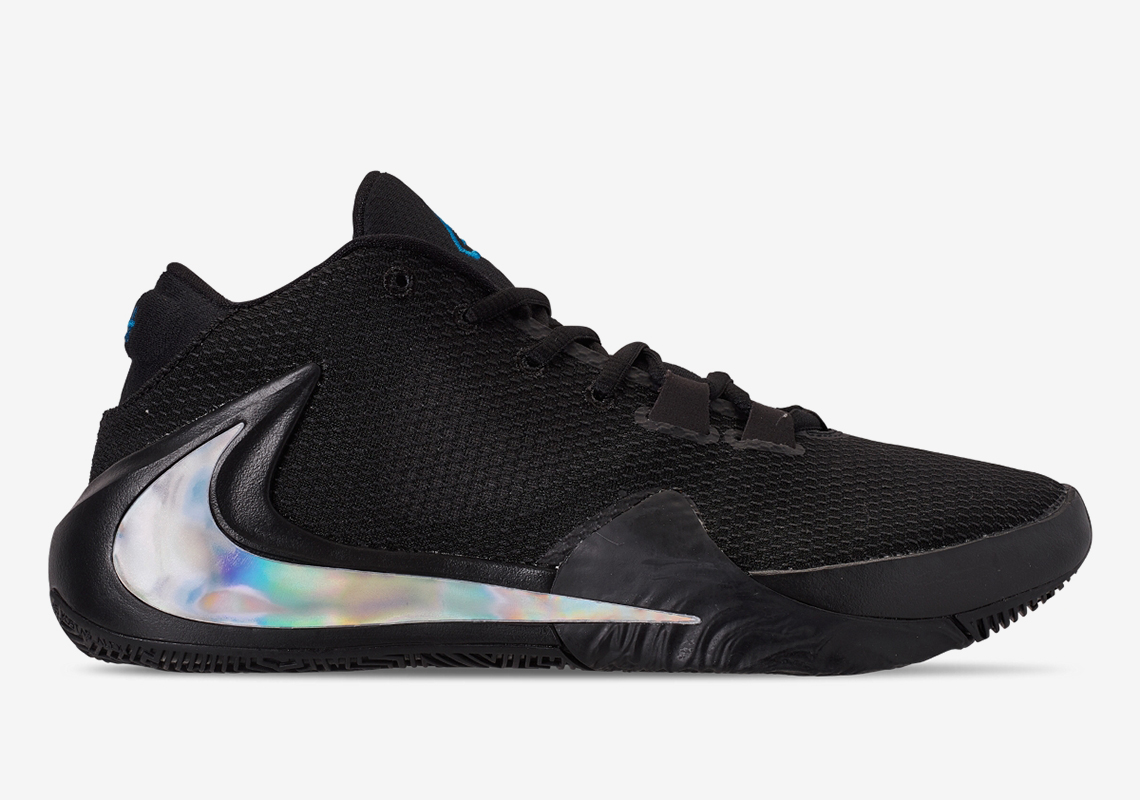 Nike Zoom Freak 1 Black Multi Color BQ5422-004 Release Date | SneakerNews.com